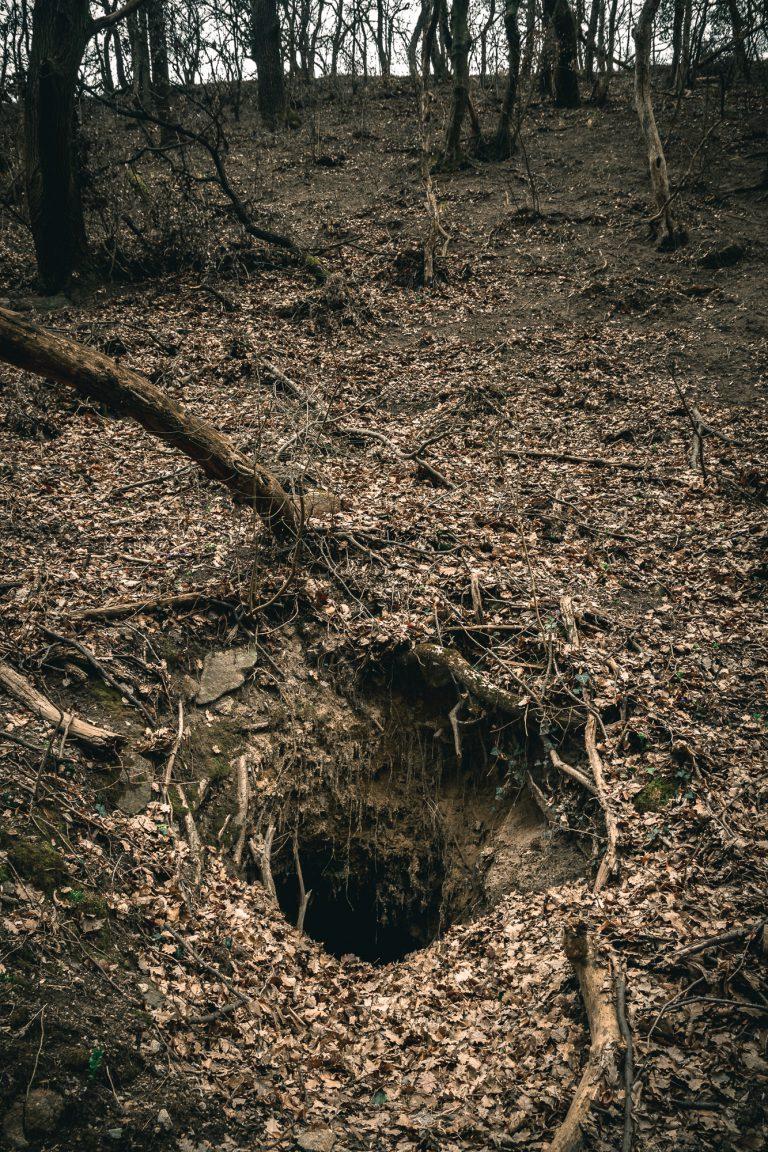 Záhadná štôlňa vo Fialkovej doline
